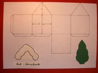 teelicht h user f r die adventszeit. Black Bedroom Furniture Sets. Home Design Ideas