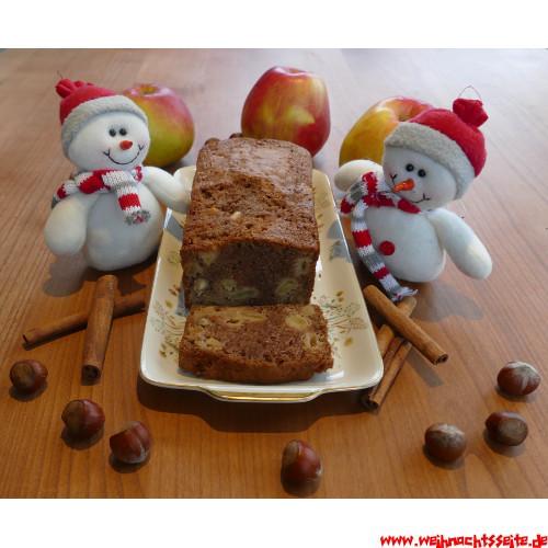 Weihnachtskuchen Rezept Mit Bild